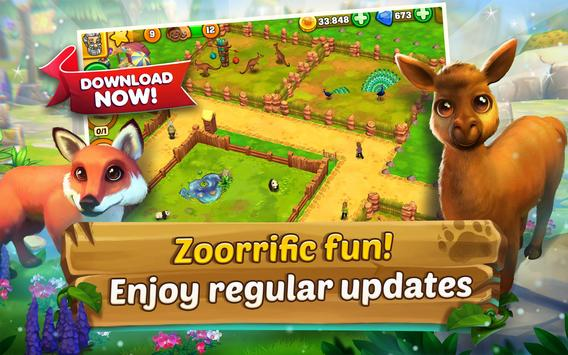Zoo 2: Animal Park screenshot 11