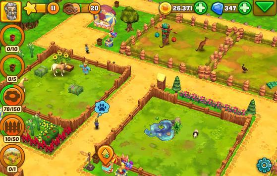 Zoo 2: Animal Park screenshot 9