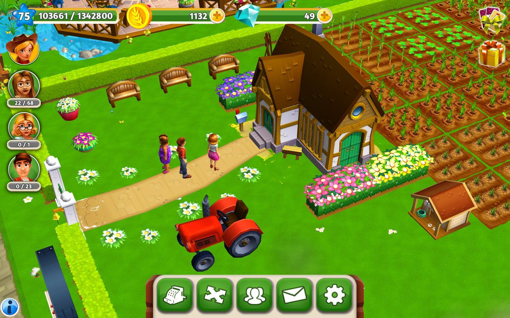 My Free Farm 2 for Android - APK Download
