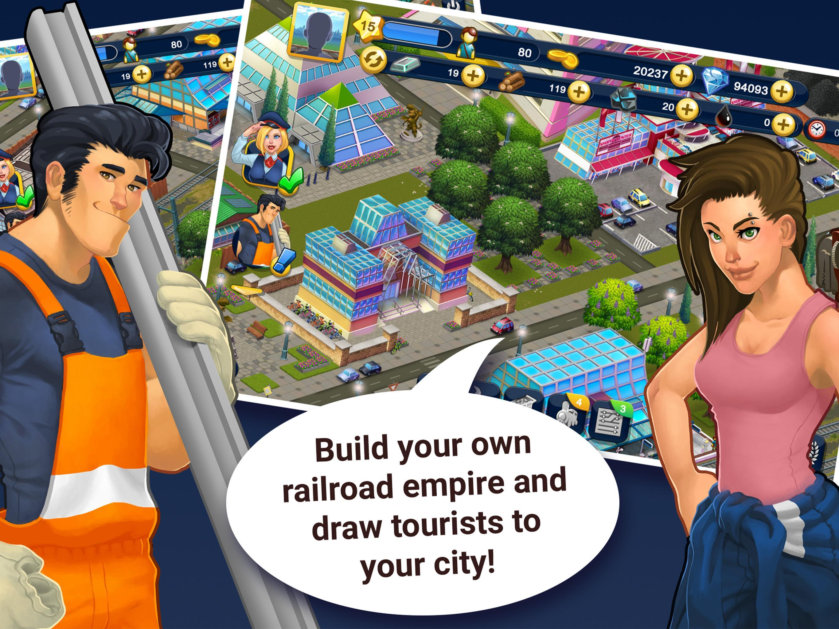 Rail World for Android - APK Download