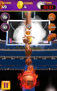 Swipe Basketball screenshot 2