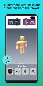 Boys and Girls Skins screenshot 2