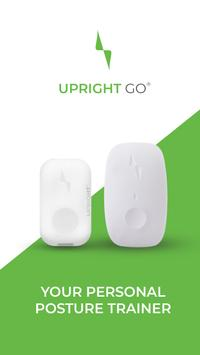 UPRIGHT GO poster