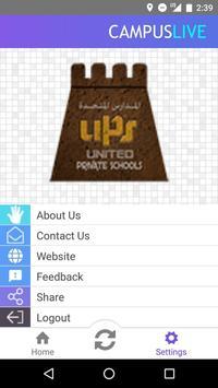 UPS Schools poster