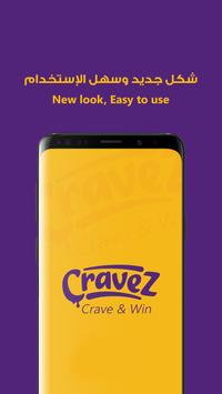 Cravez poster