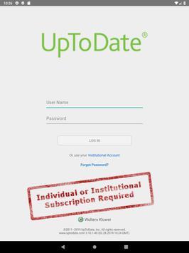 UpToDate screenshot 5