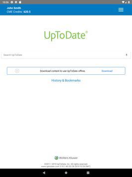 UpToDate screenshot 6