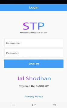 Jal Shodhan - STP Monitoring System Uttar Pradesh screenshot 2