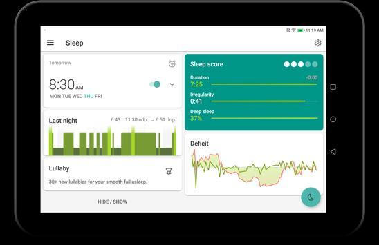 Sleep Ekran Görüntüsü 13
