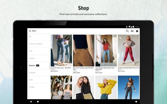 Urban Outfitters screenshot 5