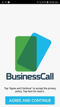 BusinessCall poster