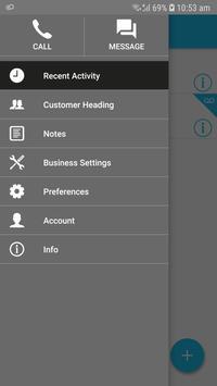 BusinessCall screenshot 1