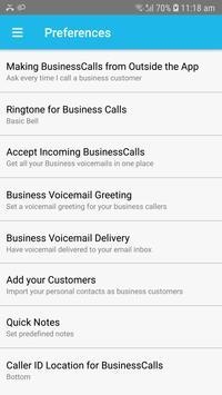 BusinessCall screenshot 7