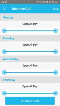 BusinessCall screenshot 5