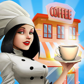 Cafe Seller Tycoon icon