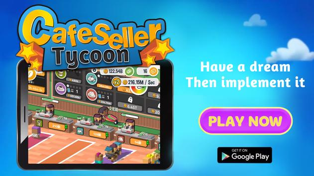 Cafe Seller Tycoon screenshot 8