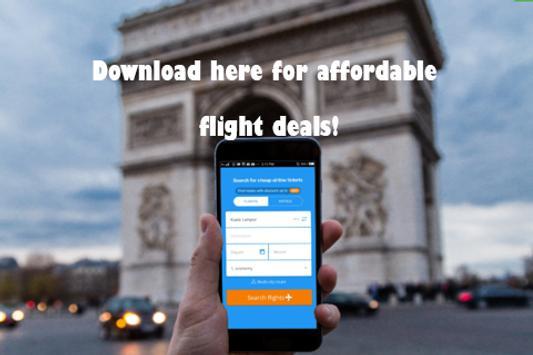 Hotel & Flight Deals screenshot 1