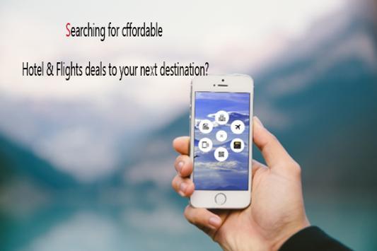 Hotel & Flight Deals screenshot 3