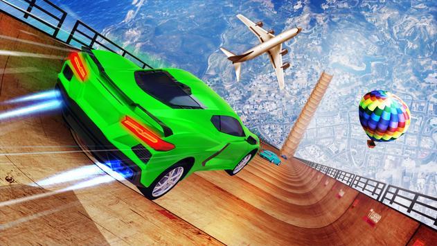 Mega Ramps: 3D Car Stunt Games screenshot 1