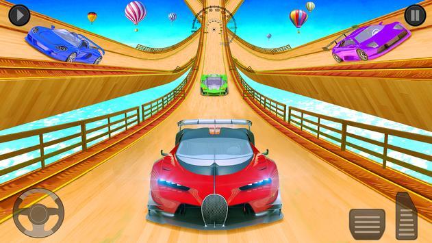 Mega Ramps: 3D Car Stunt Games screenshot 6