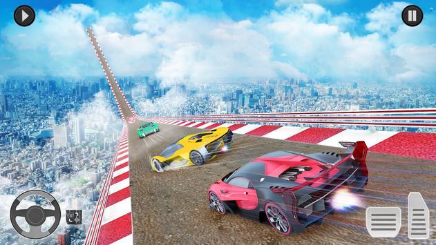 Mega Ramps: 3D Car Stunt Games screenshot 2