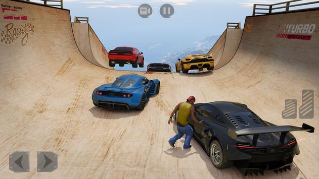 Mega Ramps: 3D Car Stunt Games screenshot 16