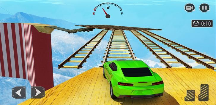 Mega Ramps: 3D Car Stunt Games screenshot 20