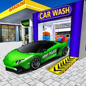 US Army Car Wash icon