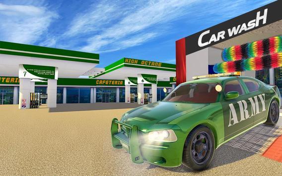 US Army Car Wash screenshot 3