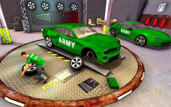 US Army Car Wash screenshot 1
