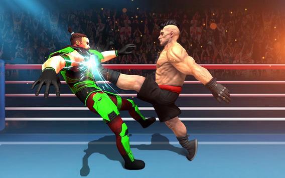 Us Robot Fighting 2019 : Ring Wrestling Games screenshot 9