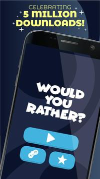 Would You Rather? The Game poster