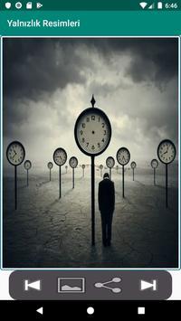 Yalnızlık Resimleri poster