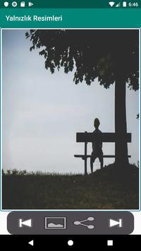 Yalnızlık Resimleri screenshot 3