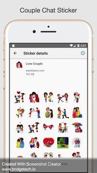 Stickers for WhatsApp - WAStickersApp screenshot 3