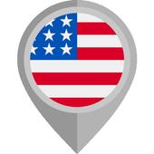USA CHAT FREE icon