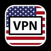 USAstreaming VPN 图标