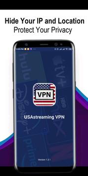 USAstreaming VPN 海报