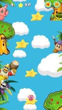 ⭐Super Kirby Monster Jump 2019⭐ screenshot 4
