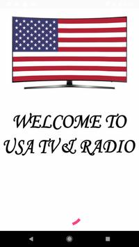 USA TV & Radio poster