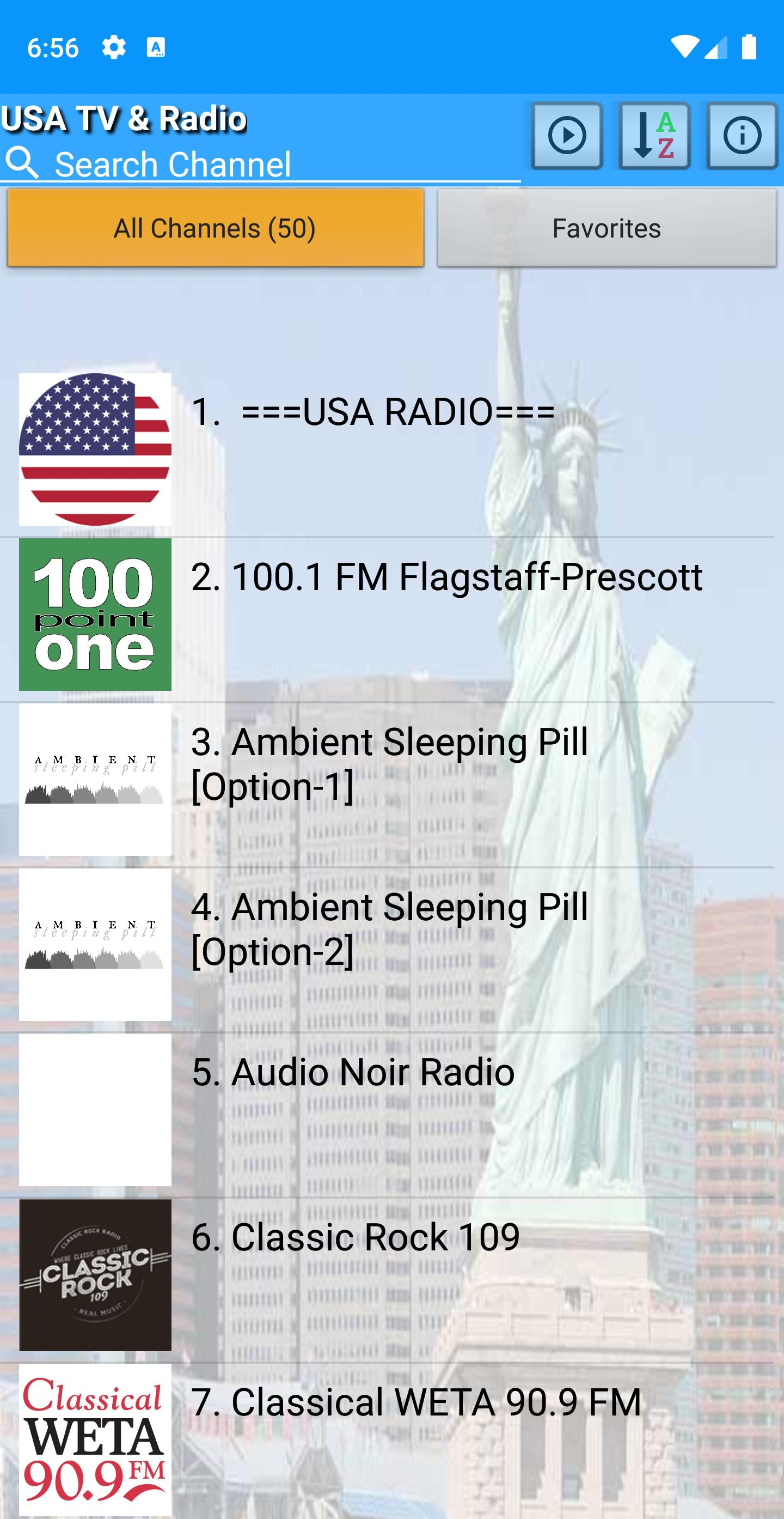 USA TV & Radio for Android - APK Download