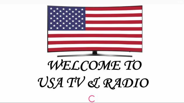 USA TV & Radio imagem de tela 9