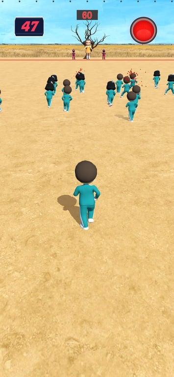 Squid Race Challenge Game Mod Apk 2.0 4