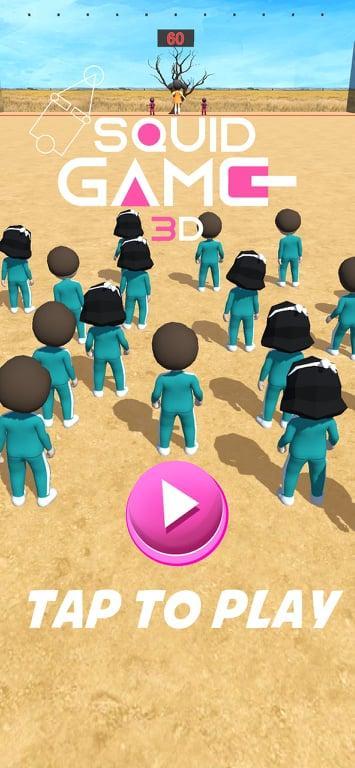 Squid Race Challenge Game Mod Apk 2.0 1