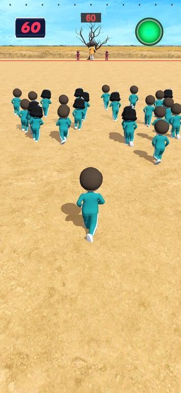 Squid Race Challenge Game Mod Apk 2.0 3