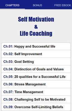 Self Motivation and Life Coaching screenshot 15