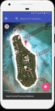 Fake GPS Location PRO screenshot 1
