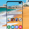 Transparent Phone Screen HD Simulation icon