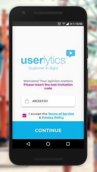 Userlytics 海报