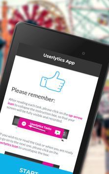 Userlytics 스크린샷 7